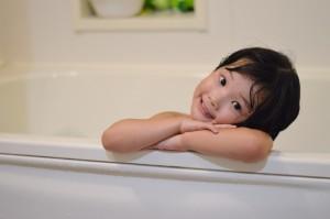 ゆっくりとお風呂に入り交感神経を働く ようにする