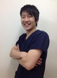 三国ヶ丘鍼灸整骨院の川崎です